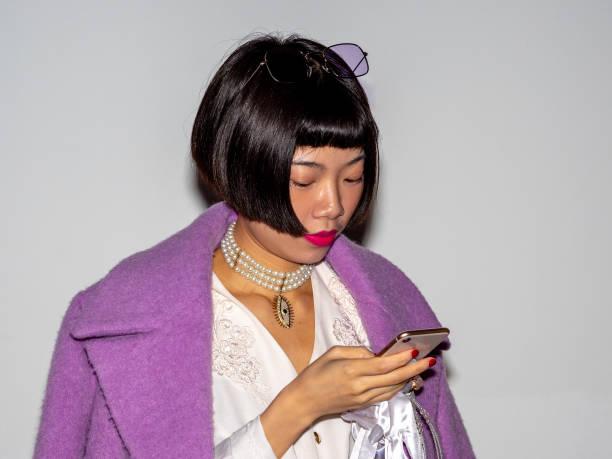 Backstage at London Fashion Week:ニュース(壁紙.com)