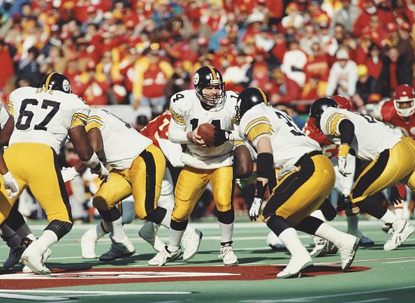 Running Back「Pittsburgh Steelers vs Kansas City Chiefs」:写真・画像(7)[壁紙.com]