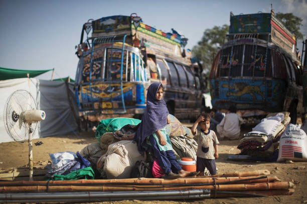 Internally Displaced Pakistanis Prepare To Return Home:ニュース(壁紙.com)