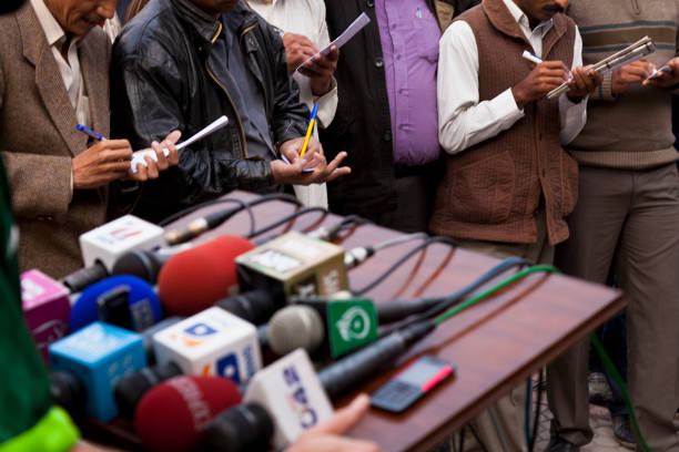 Reporters At Gaddafi Stadium:ニュース(壁紙.com)