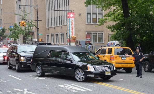 Land Vehicle「Funeral For Actor James Gandolfini」:写真・画像(5)[壁紙.com]