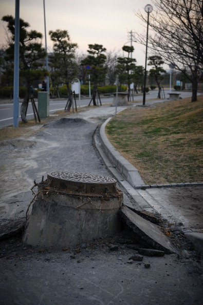 Chiba Prefecture「Japan Struggles To Deal With Nuclear Crisis And Tsunami Aftermath」:写真・画像(5)[壁紙.com]