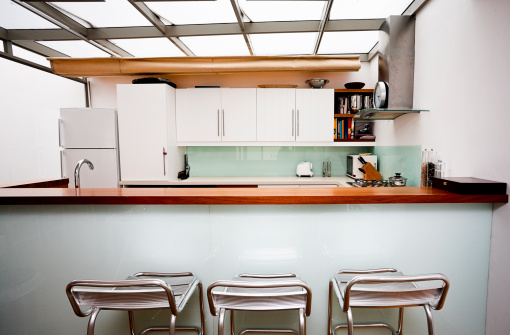 Stool「Funky kitchen」:スマホ壁紙(0)