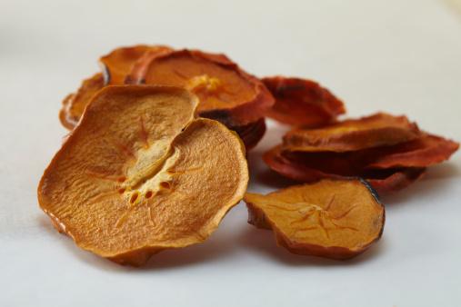 柿「Persimmon Slices」:スマホ壁紙(0)
