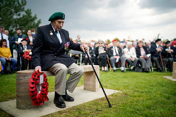 Woolnough「Veterans Mark The 75th Anniversary Of The Forgotten Campaign」:写真・画像(1)[壁紙.com]