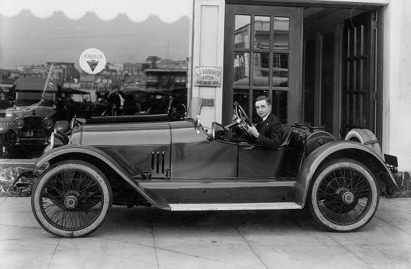 モノクロ「1916 Mercer 22-70 hp」:写真・画像(12)[壁紙.com]