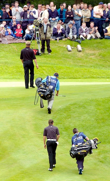 Green - Golf Course「Golf Voilvo PGA championship at Wentworth GC in England 2004」:写真・画像(13)[壁紙.com]