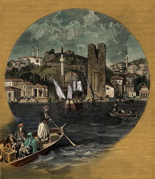 City Life「Gallipoli, late 19th century.」:写真・画像(1)[壁紙.com]