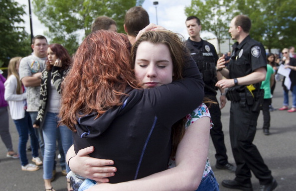 High School Student「Shooting At Reynolds High School Outside Of Portland, Oregon」:写真・画像(2)[壁紙.com]
