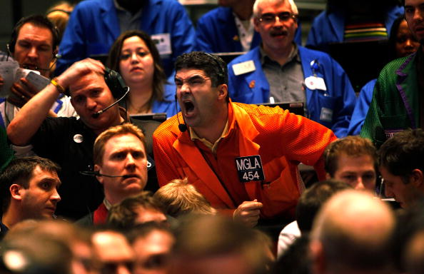 Shouting「Federal Reserve Continues To Hold Interest Rates Steady」:写真・画像(14)[壁紙.com]