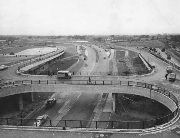 Overpass - Road「Gatwick Flyovers」:写真・画像(5)[壁紙.com]