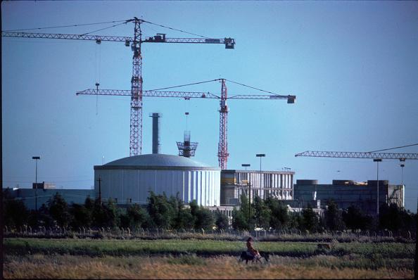 Nuclear Reactor「Al-Tuwaitha Site Under Construction」:写真・画像(6)[壁紙.com]