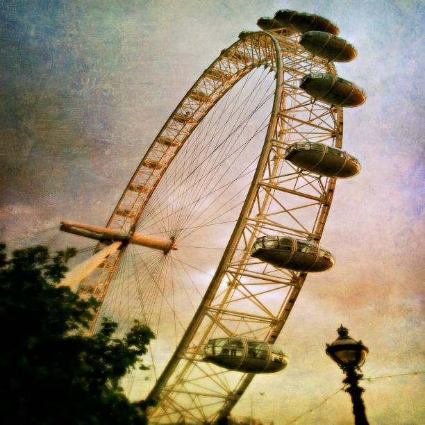 London Eye, London, UK. Designed by David Marks and Julia Barfield.:ニュース(壁紙.com)