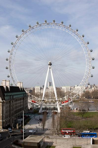 Travel Destinations「London Eye (Millennium Wheel). London, United Kingdom. Designed by David Marks and Julia Barfield.」:写真・画像(16)[壁紙.com]