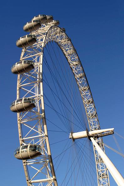 Copy Space「London Eye (Millennium Wheel). London, United Kingdom. Designed by David Marks and Julia Barfield.」:写真・画像(8)[壁紙.com]