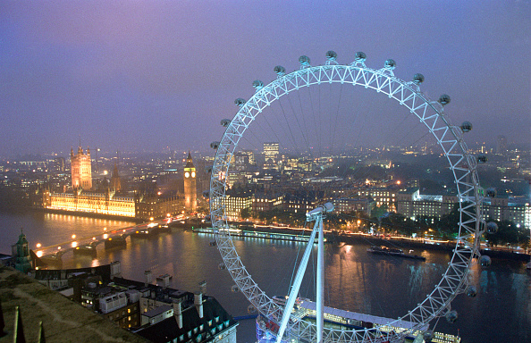 Millennium Wheel「London Eye (Millennium Wheel). London, United Kingdom. Designed by David Marks and Julia Barfield.」:写真・画像(11)[壁紙.com]