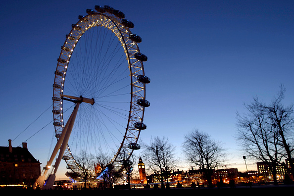 Travel Destinations「London Eye (Millennium Wheel). London, United Kingdom. Designed by David Marks and Julia Barfield.」:写真・画像(9)[壁紙.com]