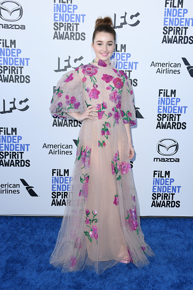 Film Independent Spirit Awards「2020 Film Independent Spirit Awards  - Arrivals」:写真・画像(7)[壁紙.com]