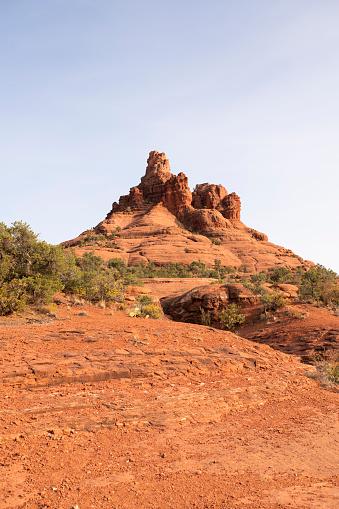 Sedona「Bell Rock area near Sedona in Arizona」:スマホ壁紙(3)