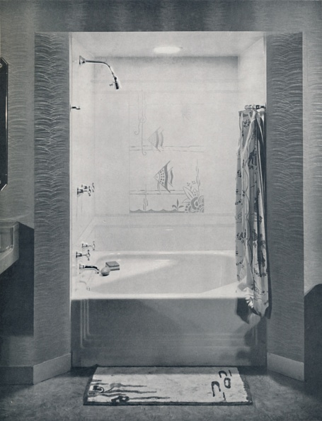 Bathroom「New Four Foot Square Neo-Angle Bath」:写真・画像(0)[壁紙.com]