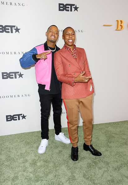 "JC Olivera「Premiere Of BET's ""Boomerang"" Season 2」:写真・画像(1)[壁紙.com]"