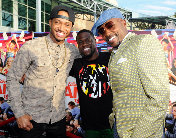 "J R Smith「Sony Pictures ""Think Like A Man Too"" Houston Red Carpet Screening With Kevin Hart, Terrence J And Drake」:写真・画像(7)[壁紙.com]"