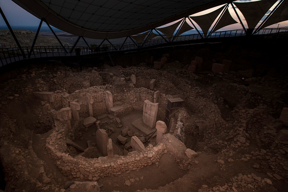 Archaeologist「Tourists Visit Site Of The World's Oldest Structures At Gobekli Tepe」:写真・画像(8)[壁紙.com]