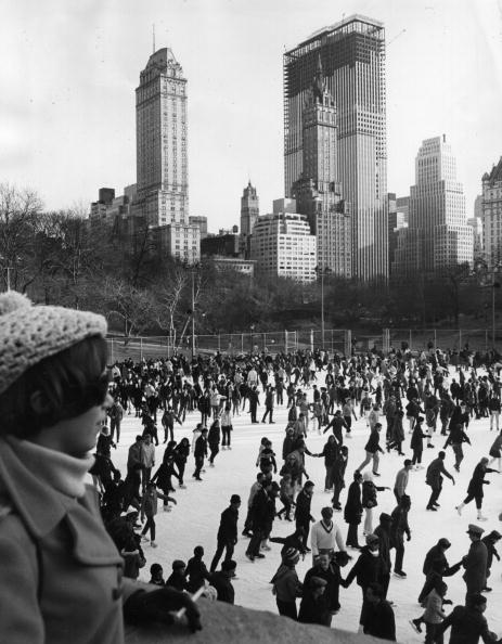 Ice Rink「Central Park Crowds」:写真・画像(14)[壁紙.com]