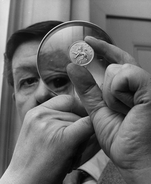 Royal Mint「Ten Pence Piece」:写真・画像(1)[壁紙.com]