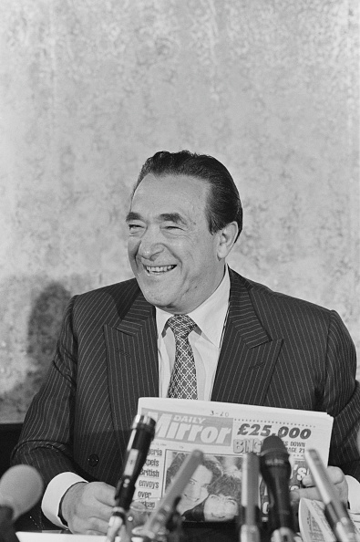 Consolidated News Pictures「Robert Maxwell」:写真・画像(6)[壁紙.com]