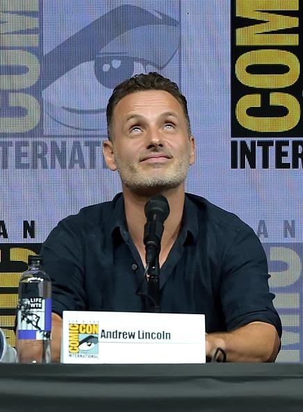 "Comic con「Comic-Con International 2018 - AMC's ""The Walking Dead"" Panel」:写真・画像(7)[壁紙.com]"