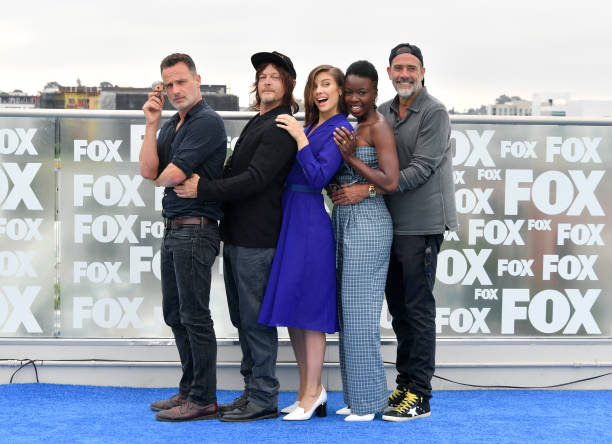 "Comic-Con International 2018 - ""The Walking Dead"" Photo Call:ニュース(壁紙.com)"