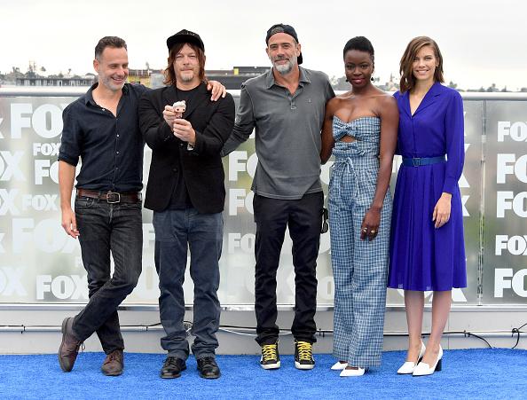 "Comic con「Comic-Con International 2018 - ""The Walking Dead"" Photo Call」:写真・画像(18)[壁紙.com]"