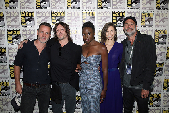 The Walking Dead「AMC At Comic Con 2018 - Day 2」:写真・画像(19)[壁紙.com]