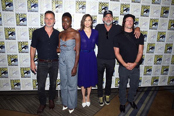 Lauren Cohan「AMC At Comic Con 2018 - Day 2」:写真・画像(3)[壁紙.com]