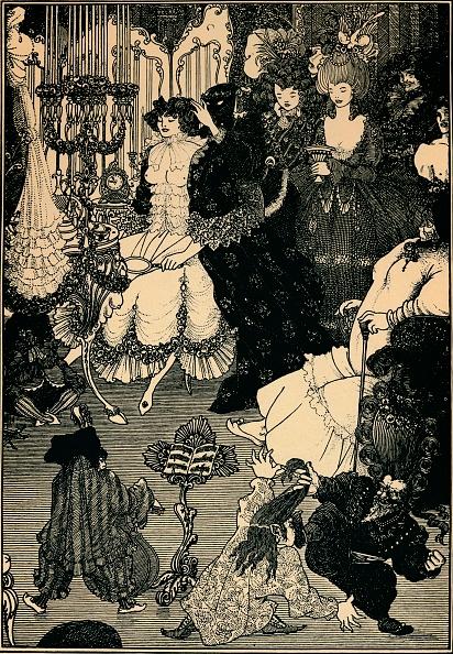 Dressing Table「The Toilet Of Helen」:写真・画像(6)[壁紙.com]