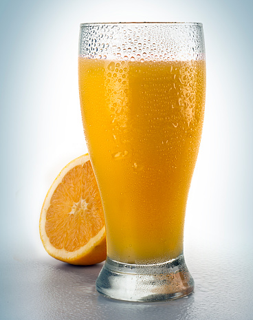 Orange juice「Orange juice in glass」:スマホ壁紙(6)