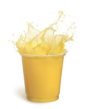 ジュース「オレンジジュース」:スマホ壁紙(6)