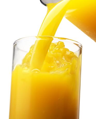 Pouring「Orange juice pour」:スマホ壁紙(0)