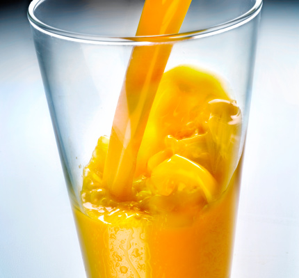 オレンジジュース「Orange juice pour」:スマホ壁紙(5)