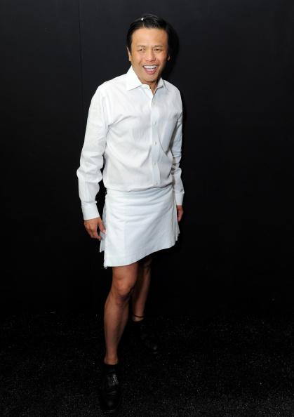 The Salon - Lincoln Center「Zang Toi - Backstage - Mercedes-Benz Fashion Week Spring 2015」:写真・画像(14)[壁紙.com]