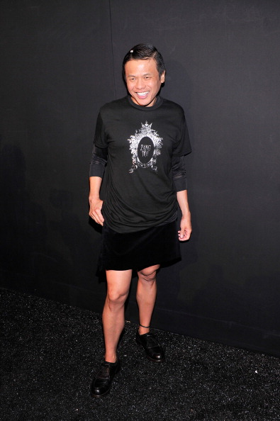 Stephen Lovekin「Zang Toi - Backstage - Mercedes-Benz Fashion Week Spring 2014」:写真・画像(14)[壁紙.com]