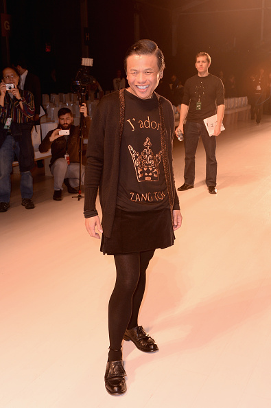 Stephen Lovekin「Zang Toi - Backstage - Mercedes-Benz Fashion Week Fall 2015」:写真・画像(4)[壁紙.com]