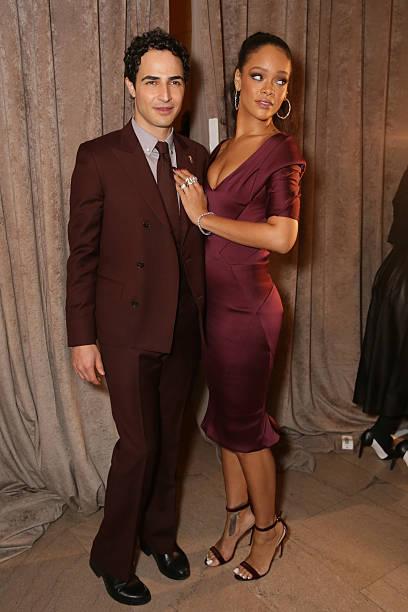 Zac Posen - Backstage - Mercedes-Benz Fashion Week Fall 2015:ニュース(壁紙.com)
