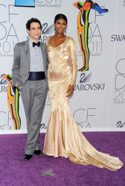 North America「2011 CFDA Fashion Awards - Arrivals」:写真・画像(0)[壁紙.com]