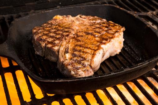 Griddle「Porterhouse Steak」:スマホ壁紙(3)