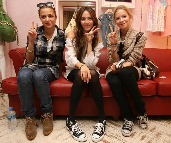 Annabelle Dexter Jones「JPN: Lindsay Lohan Store Visit At Charlotte Ronson」:写真・画像(17)[壁紙.com]