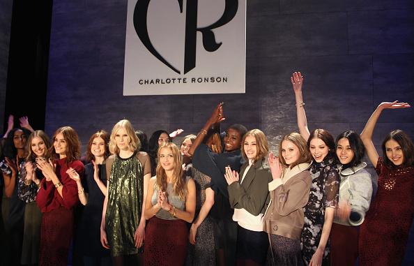 Gratitude「Charlotte Ronson - Runway - Mercedes-Benz Fashion Week Fall 2015」:写真・画像(1)[壁紙.com]