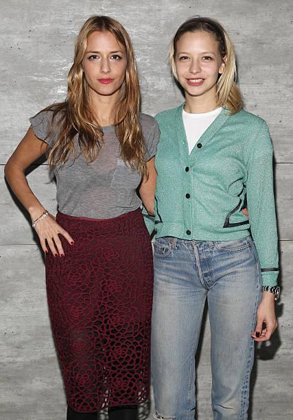 Charlotte Ronson - Front Row - Mercedes-Benz Fashion Week Fall 2015:ニュース(壁紙.com)