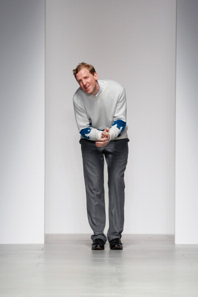 Tristan Fewings「Christopher Raeburn: Runway - London Fashion Week AW14」:写真・画像(17)[壁紙.com]
